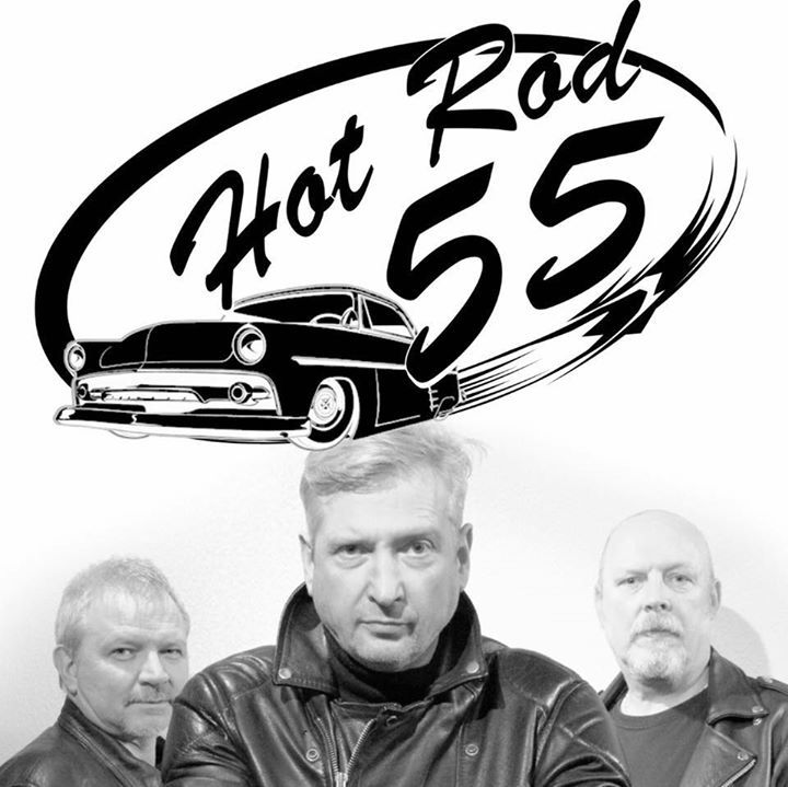 Hot Rod 55 Tour Dates