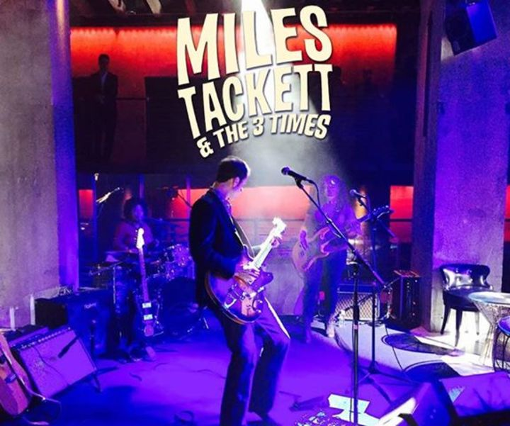 Miles Tackett & the 3 Times @ 229 The Venue - London, United Kingdom