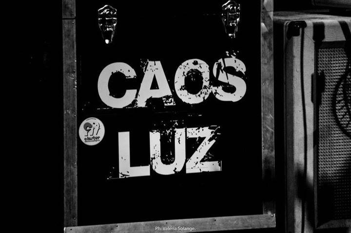 Caos Luz Tour Dates