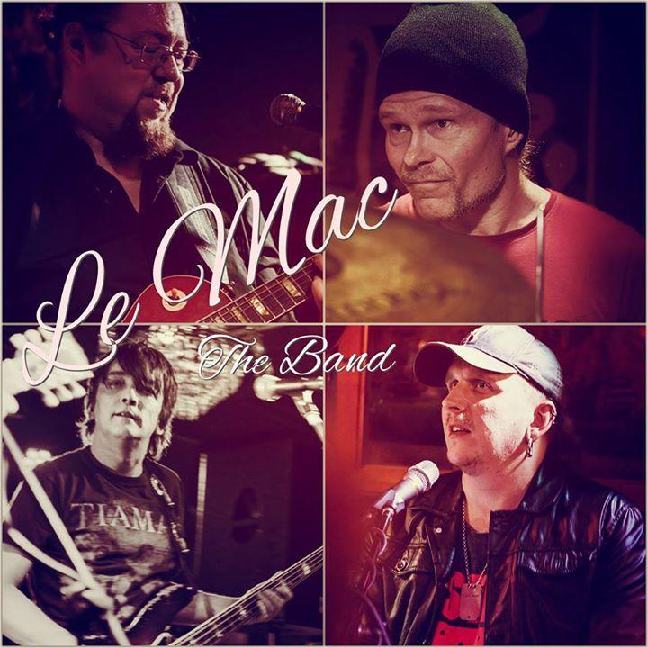 LE MAC - The Band Tour Dates