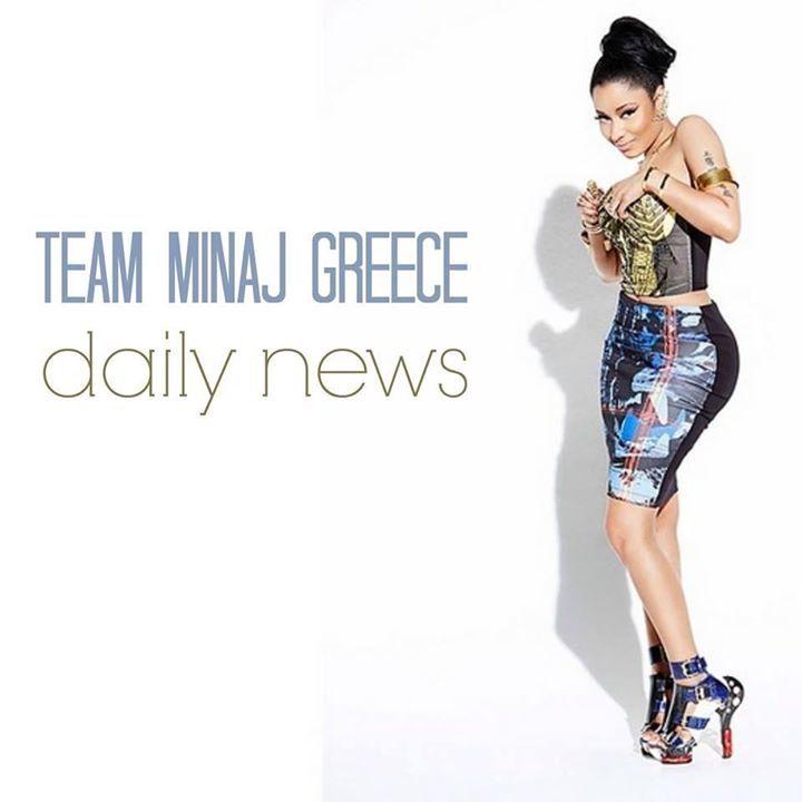 Team Minaj Greece -Daily News Tour Dates