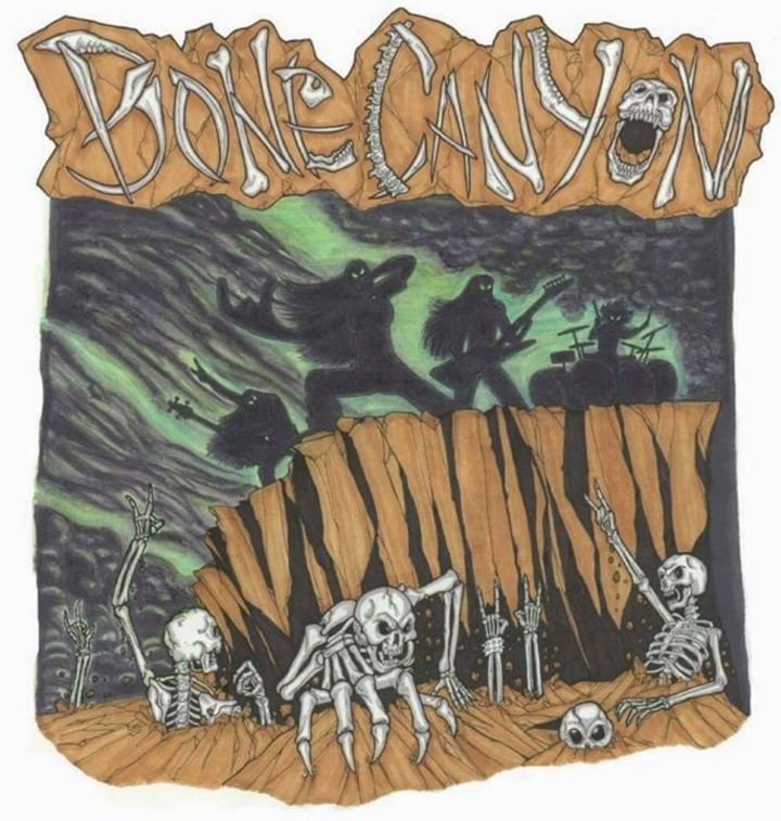 Bone Canyon Tour Dates