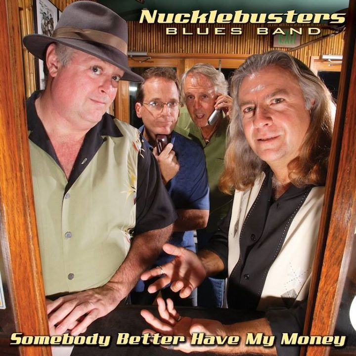 nucklebusters blues band Tour Dates