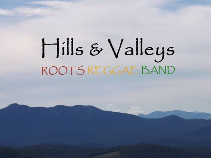 Hills & Valleys Roots Reggae Band Tour Dates