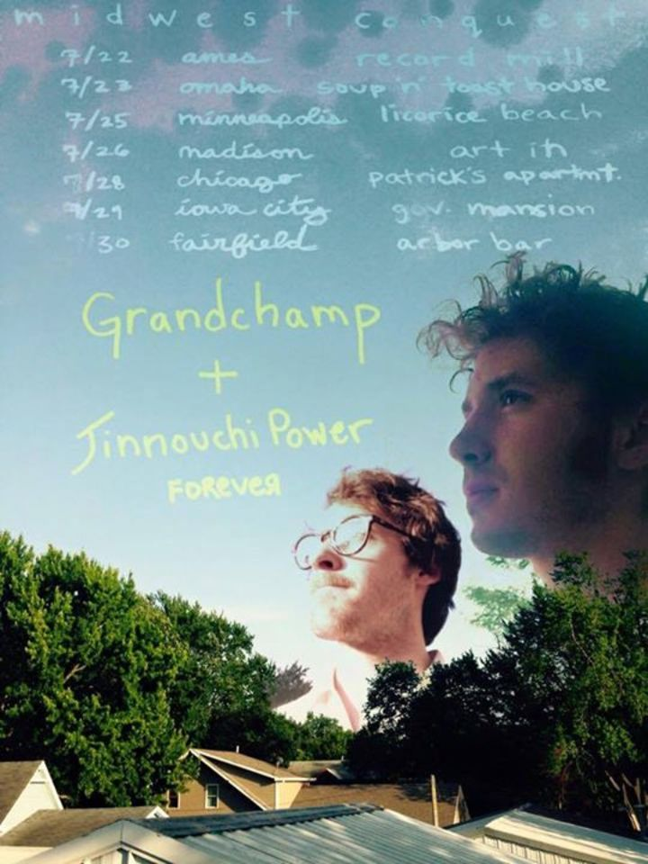 Grandchamp Tour Dates