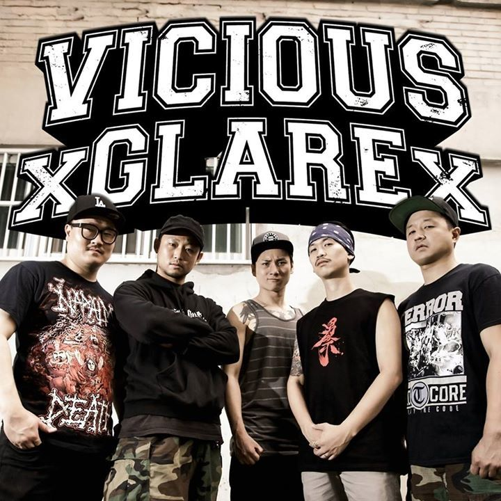 Vicious Glare Tour Dates