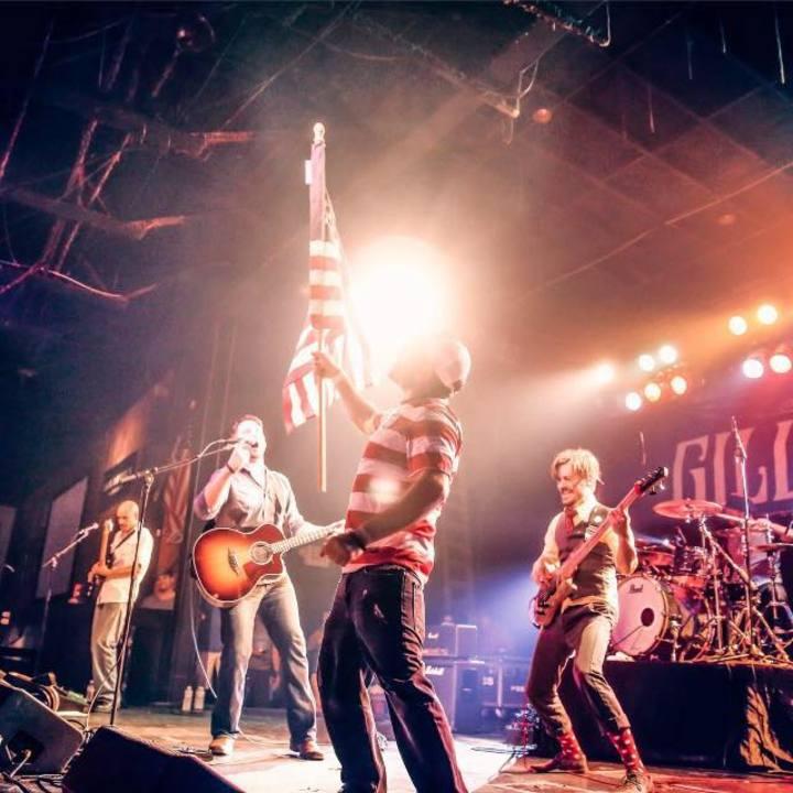 The Gillis Silo Tour Dates
