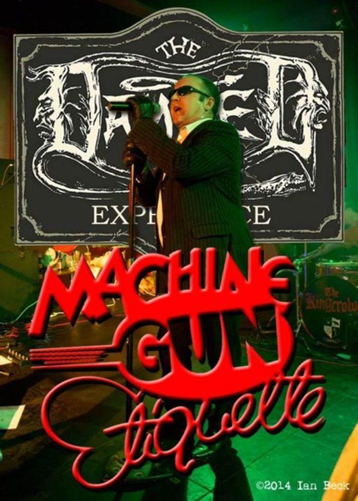 Machine Gun Etiquette Tour Dates