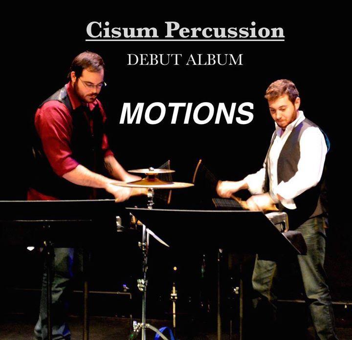 Cisum Percussion Tour Dates