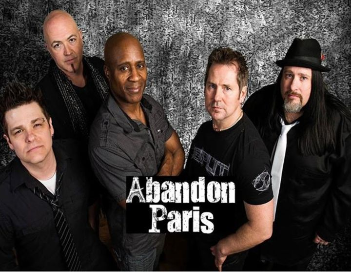 Abandon Paris Tour Dates