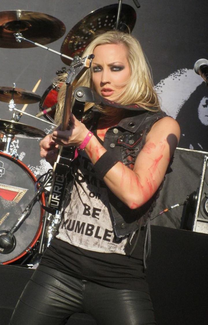 Nita Strauss Tour Dates