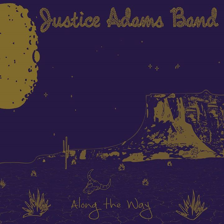 Justice Adams Band Tour Dates