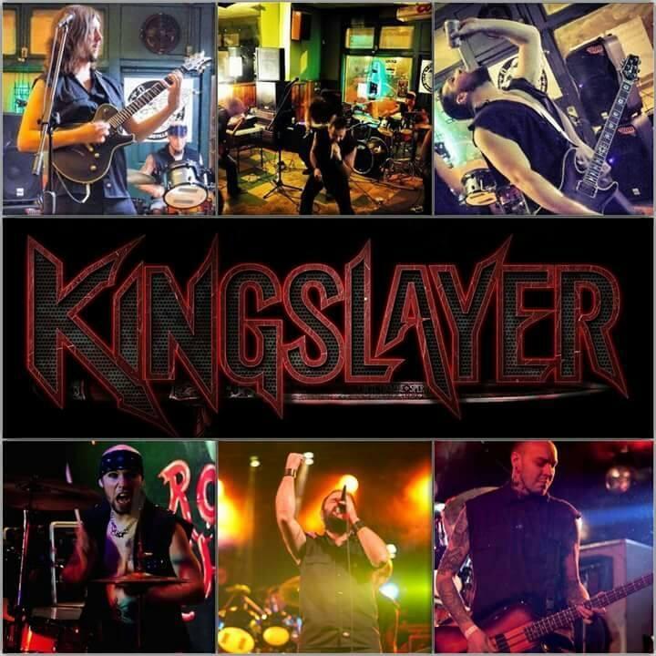 Kingslayer Tour Dates