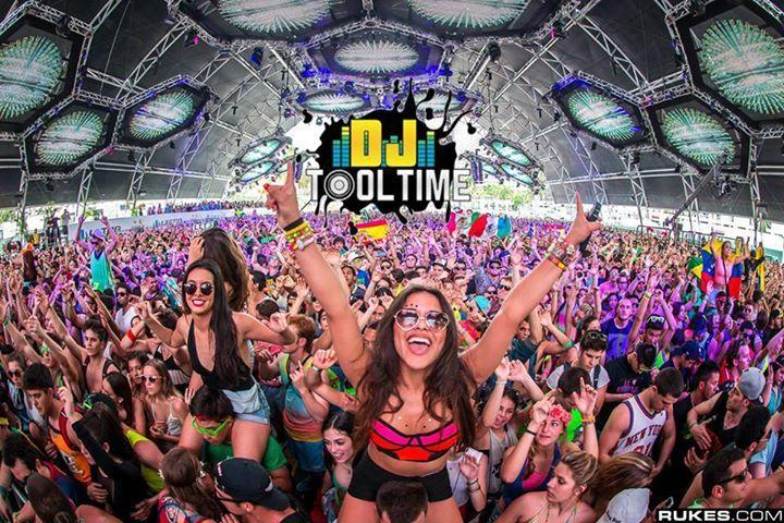 DJ TOOLTIME Tour Dates