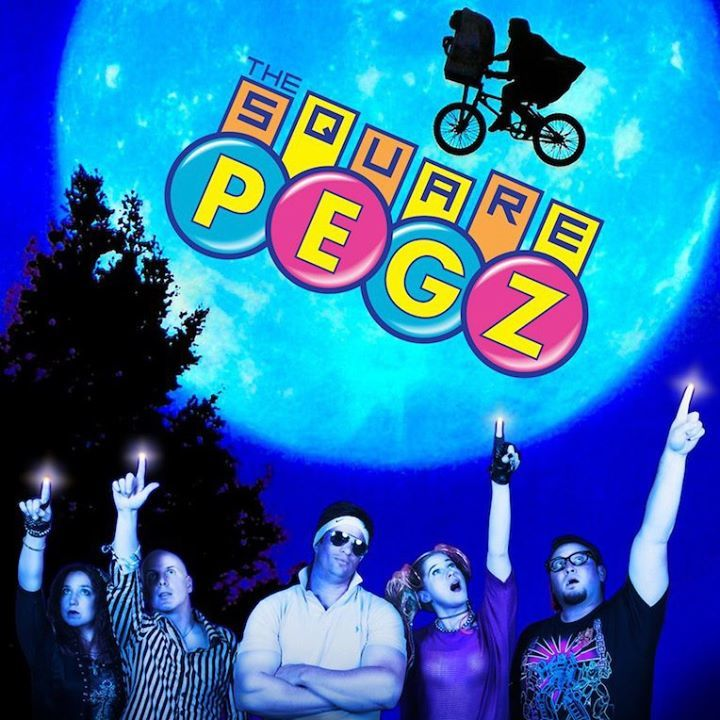 The Square Pegz Tour Dates