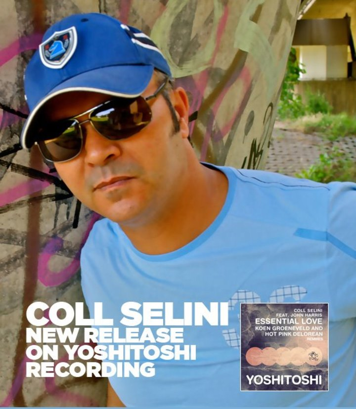 Coll Selini Tour Dates