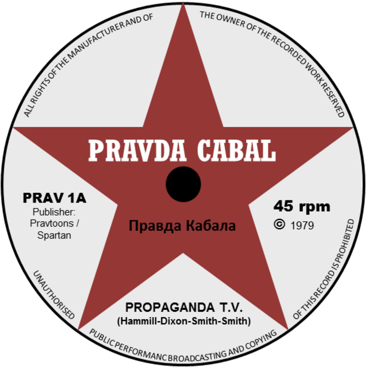 Pravda cabal Tour Dates