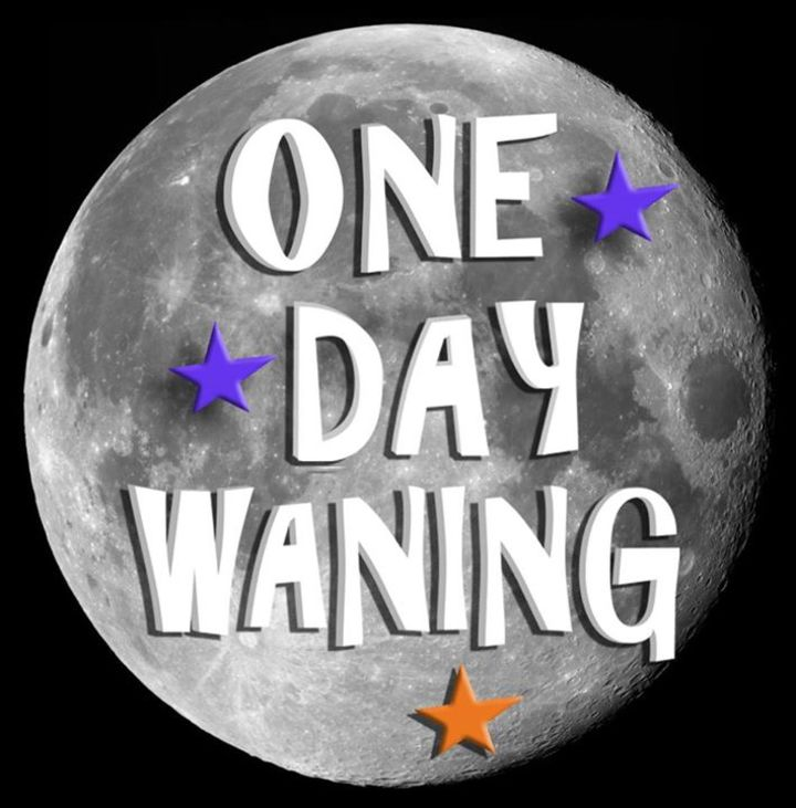 One Day Waning Tour Dates