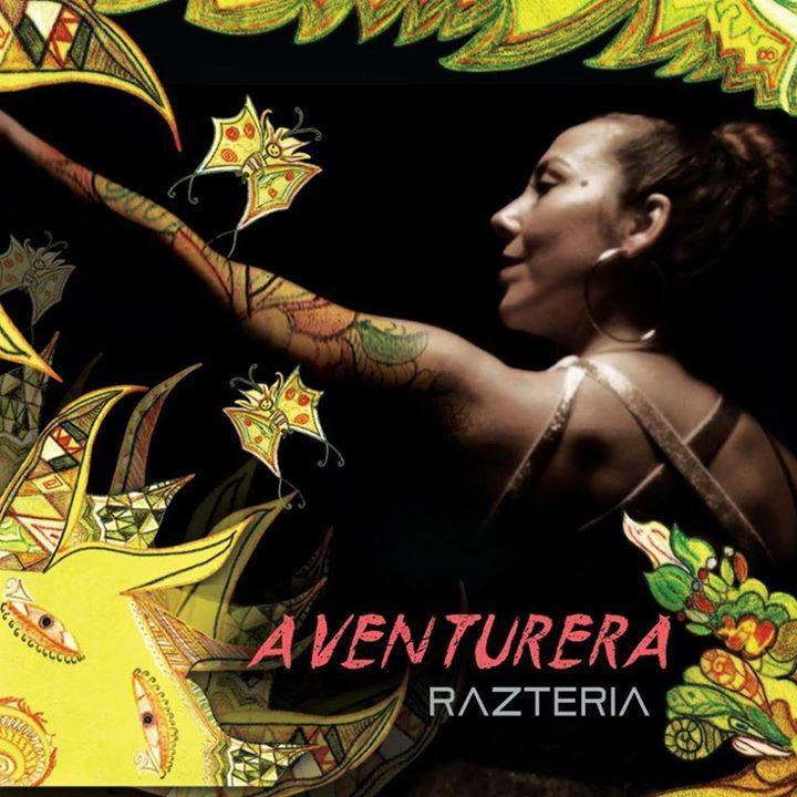 Razteria Tour Dates
