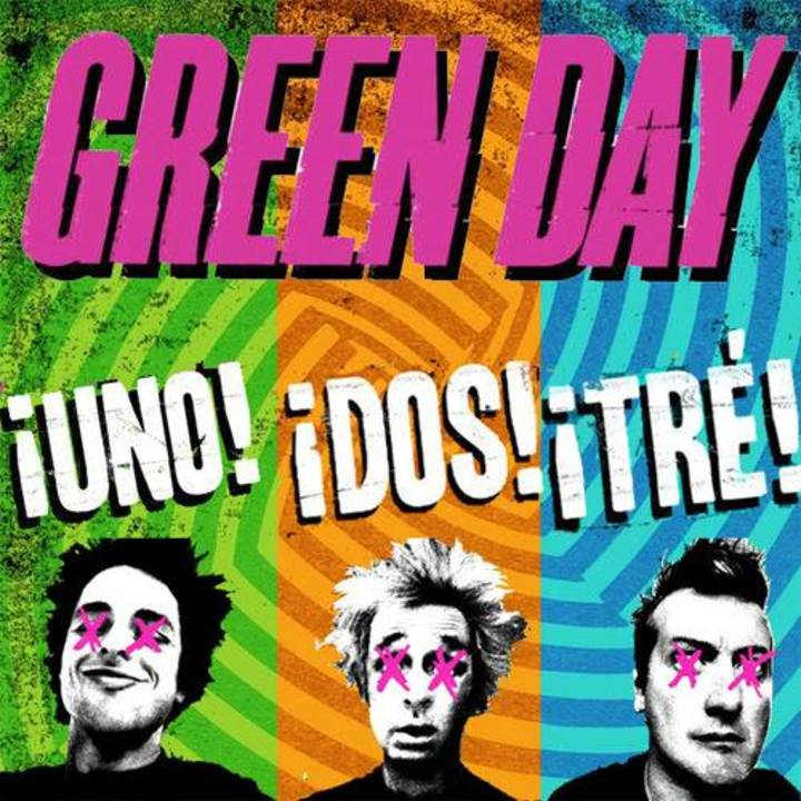 ¡Uno ¡Dos ¡Tré Green Day Tour Dates
