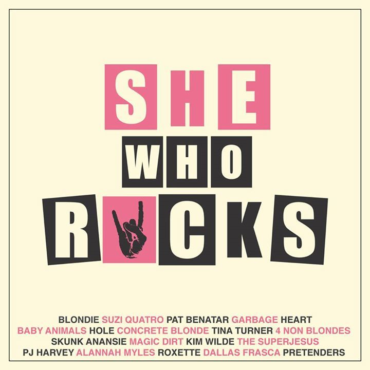 She Who Rocks Tour Dates