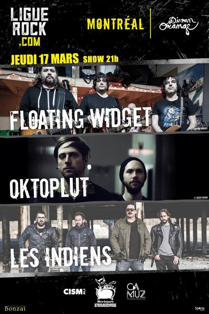 Floating Widget Tour Dates