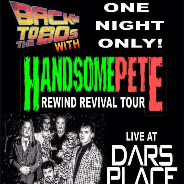 Handsome Pete Tour Dates