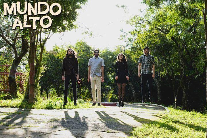 Mundo Alto Tour Dates
