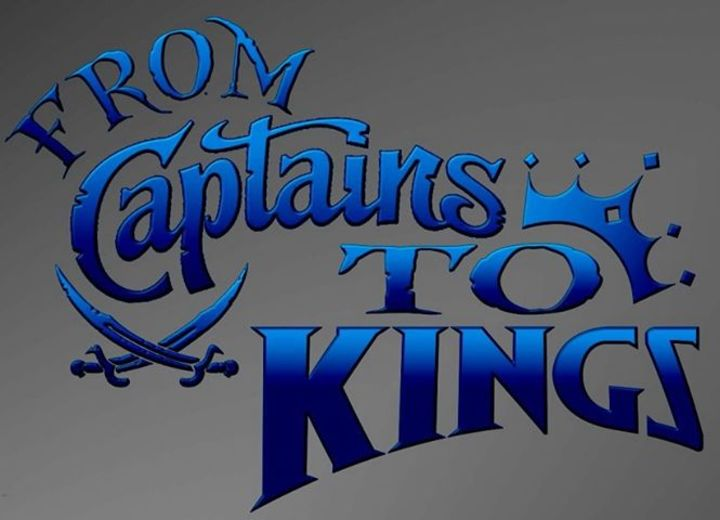From Captains to Kings Tour Dates