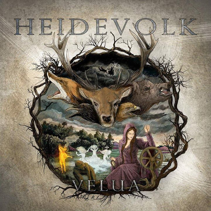 Heidevolk Tour Dates