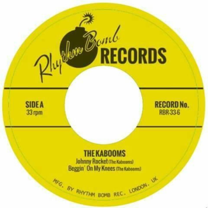 The Kabooms Tour Dates