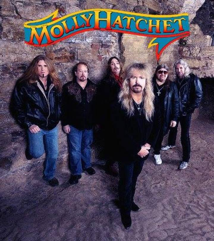 Molly Hatchet @ Le Trabendo - Paris, France