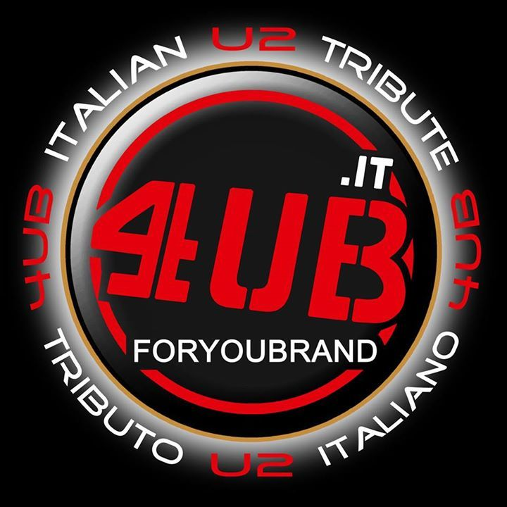 4UB Italian U2 Tribute Tour Dates