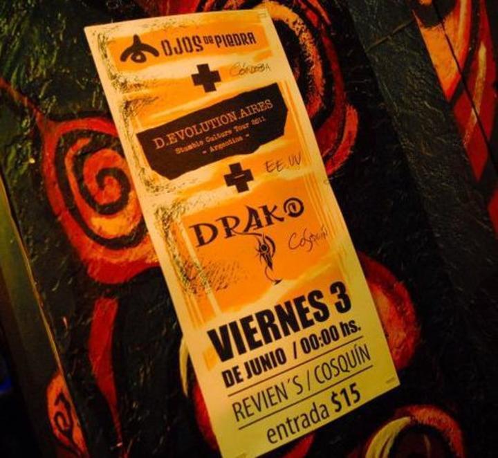 D.evolution.Aires Tour Dates