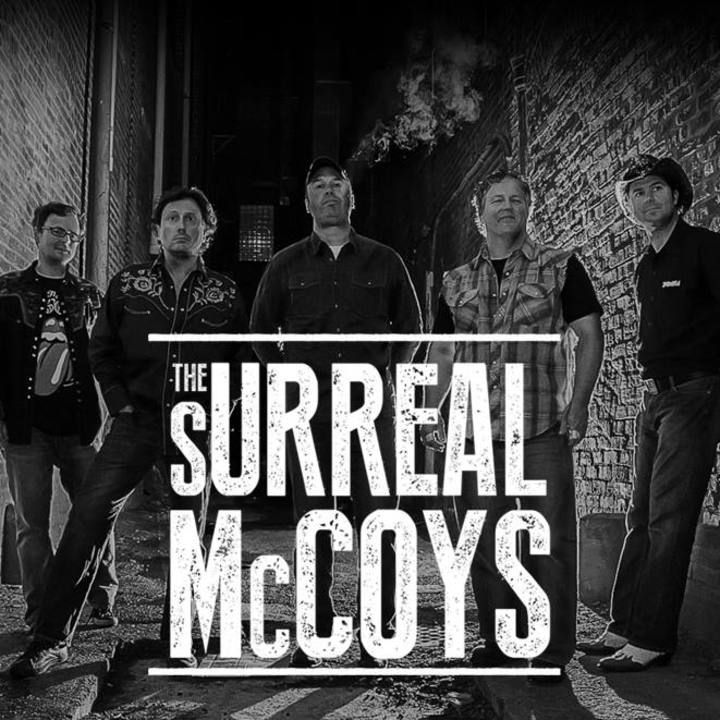 The Surreal McCoys Tour Dates