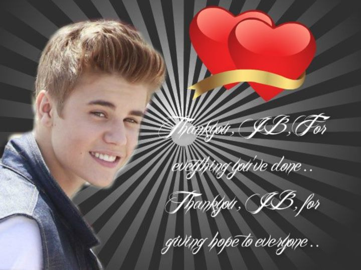Bieber I love you Tour Dates