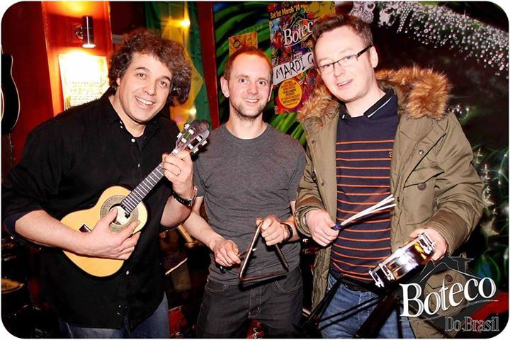 Boteco Trio Tour Dates
