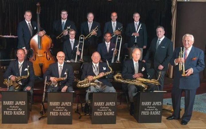 Harry James and His Orchestra Tour Dates