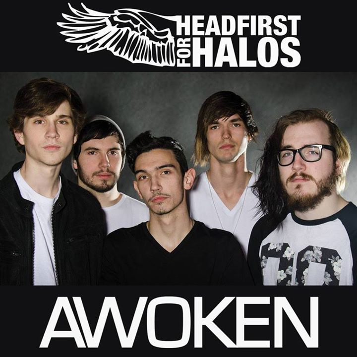 Headfirst For Halos Tour Dates