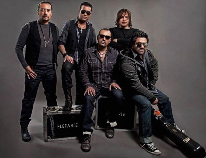 elefante Oficial Tour Dates