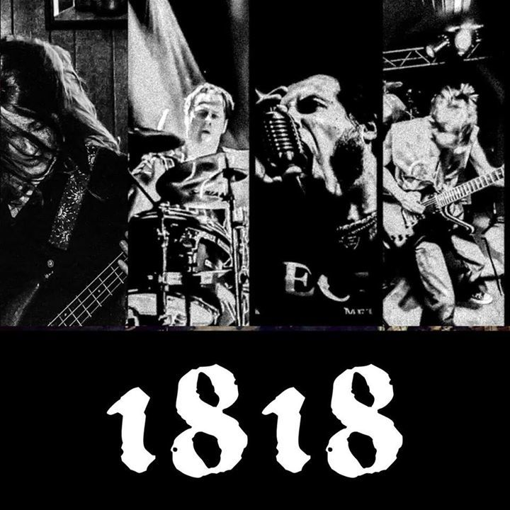 1818 Tour Dates