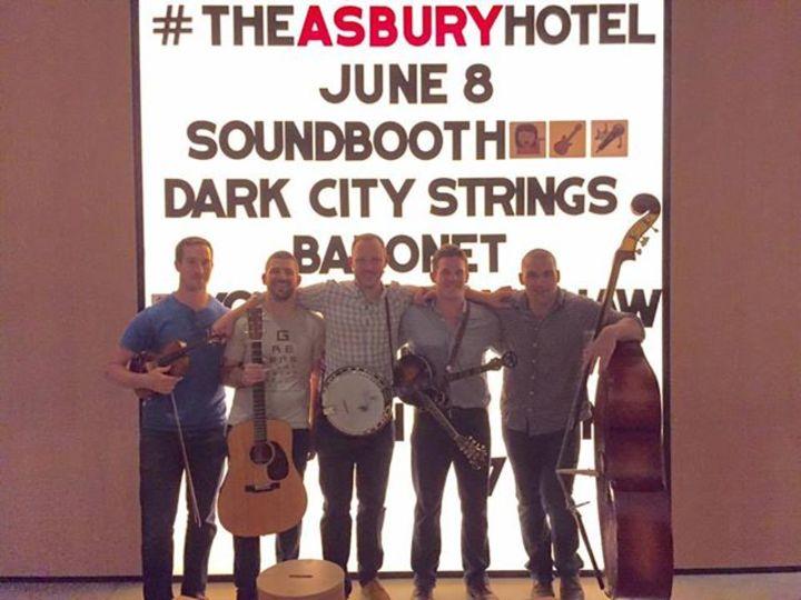 Dark City Strings Tour Dates