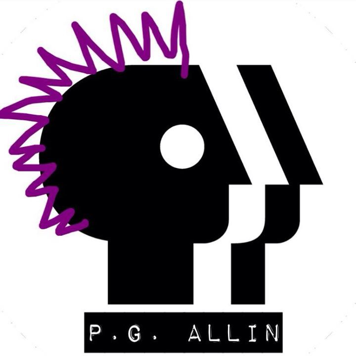 P.G. Allin Tour Dates