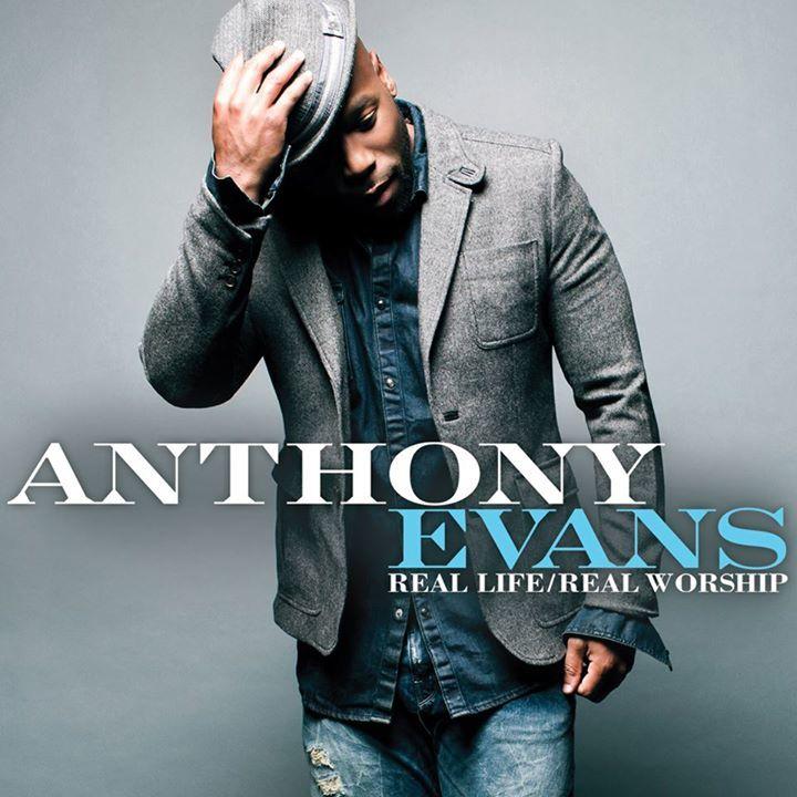 Anthony Evans Tour Dates