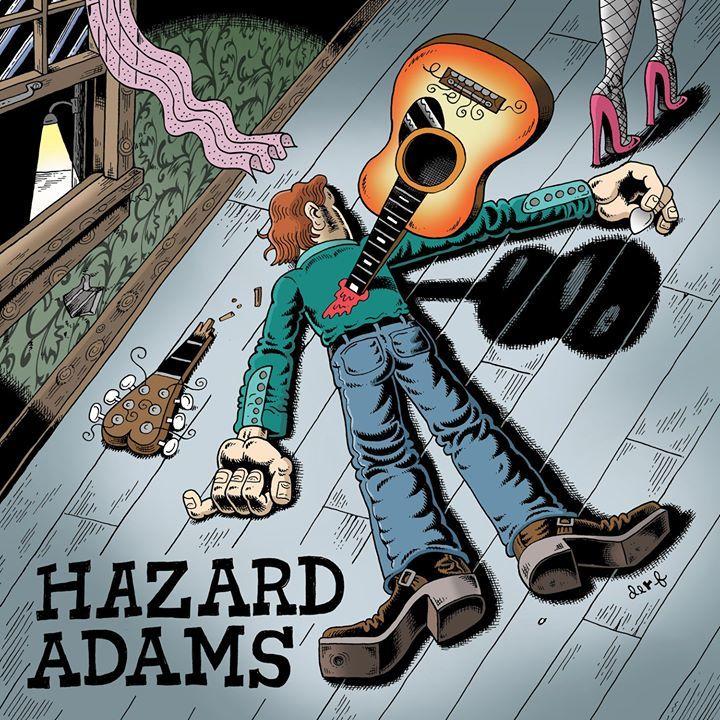 Hazard Adams Tour Dates