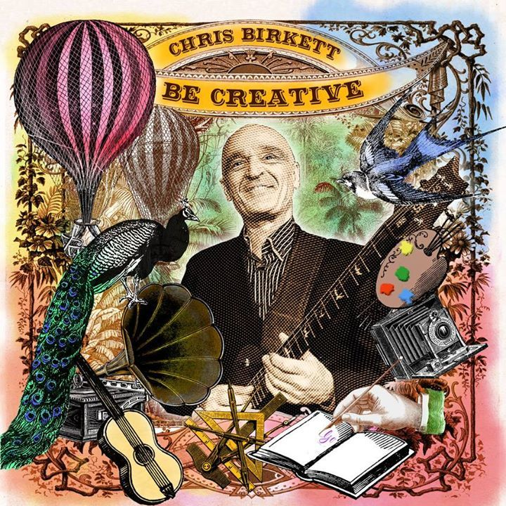 Be Creative Album Tour Dates