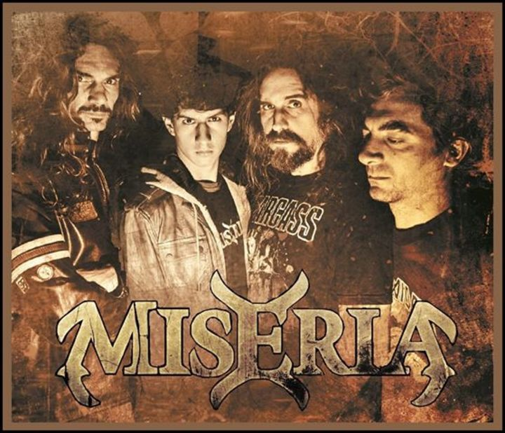 Miseria Tour Dates