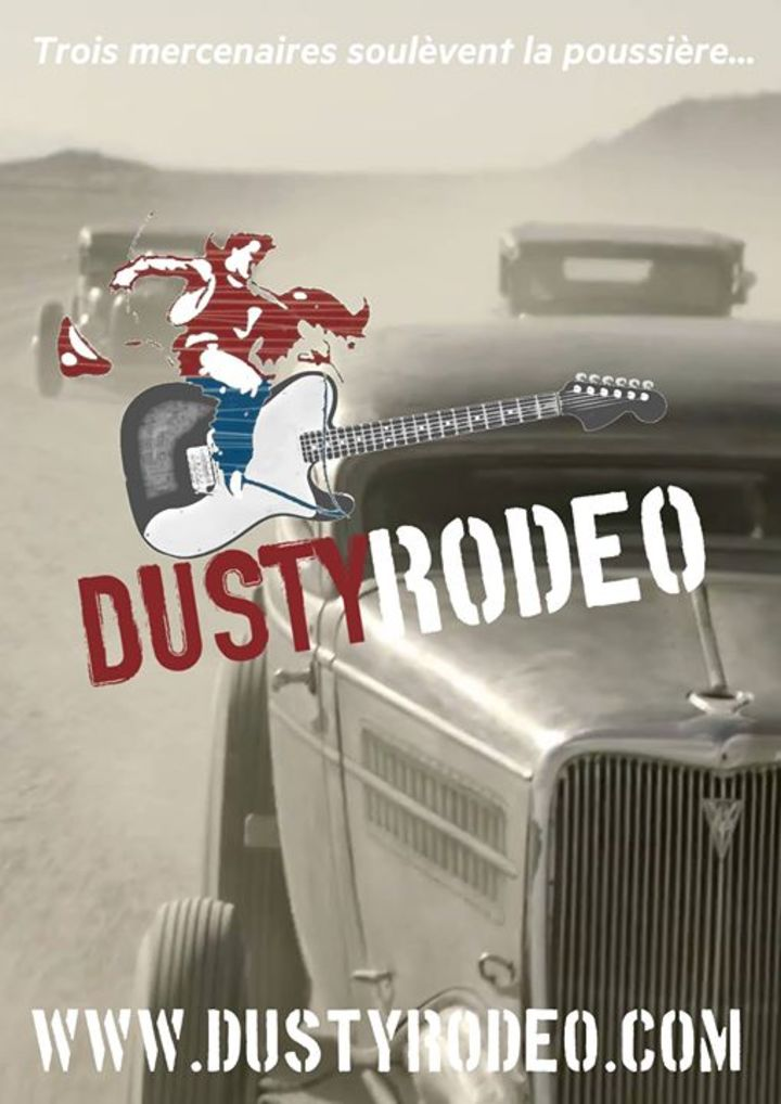 Dusty Rodeo @ La Gelinotte - Revel, France