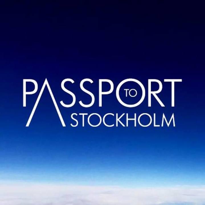 Passport to Stockholm Tour Dates