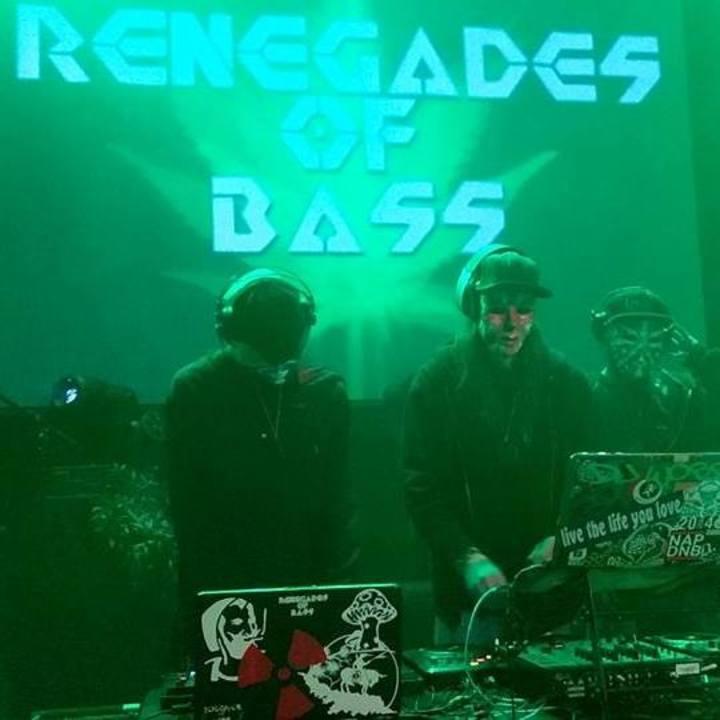 Renegades of Bass Tour Dates